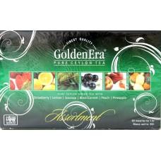 Чай Golden Era Зелёный 60пак
