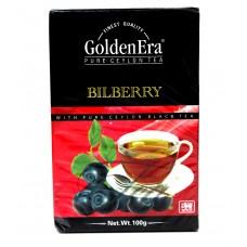 Чай Golden Era Чёрный Bilberry 100g