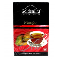 Чай Golden Era Чёрный Mango 100g