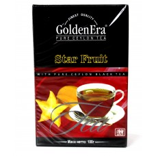 Чай Golden Era Чёрный Star Fruit 100g