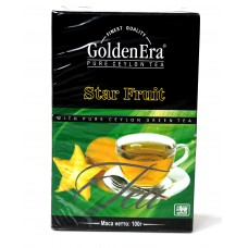 Чай Golden Era Зелёный Star fruit 100g