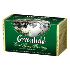 Чай Greenfield Earl Grey Fantasy 25пак*2г