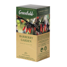 Чай Greenfield Barberry Garden 25пак