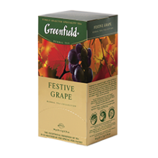 Чай Greenfield Festive Grape 25пак