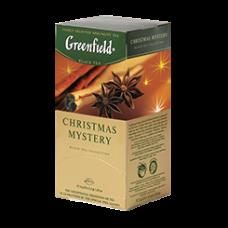 Чай Greenfield Christmas Mystery 25пак