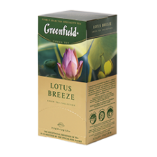 Чай Greenfield Lotus Breeze 25пак