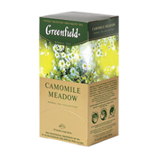 Чай Greenfield Camomile Meadow 25пак