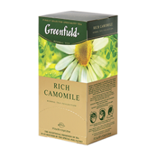 Чай Greenfield Rich Camomile 25пак