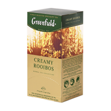 Чай Greenfield Creamy Roiboos 25пак