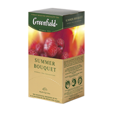 Чай Greenfield Summer Bouquet 25пак