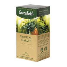 Чай Greenfield Tropical Marvel 25пак