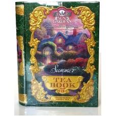 Чай SunGardens Summer Зелёный Книга