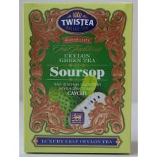 Чай Twistea Зелёный SOURSOP 100g