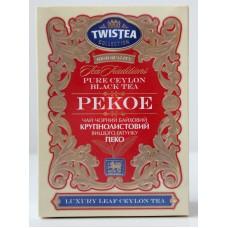 Чай Twistea Чёрный PEKOE 100g