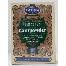 Чай Twistea Зелёный GUNPOWDER 100g