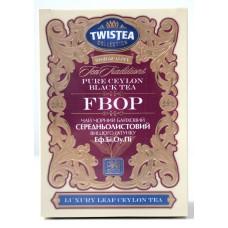 Чай Twistea Чёрный FBOP 100g