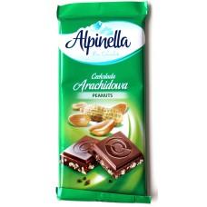 Шоколад Alpinella с Орехами 100g