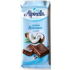 Шоколад Alpinella Кокос 100g