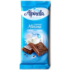 Шоколад Alpinella Молочный 100g