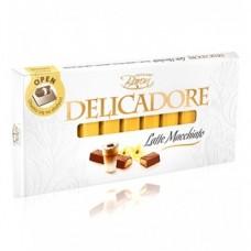 Шоколад порционный Baron Delicadore Латте макиато 200g