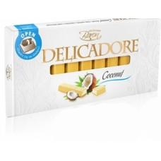 Шоколад порционный Baron Delicadore Кокос 200g