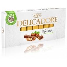Шоколад порционный Baron Delicadore Лесной орех 200g