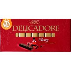 Шоколад порционный Baron Delicadore Вишня 200g