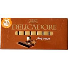 Шоколад порционный Baron Delicadore Айриш крем 200g