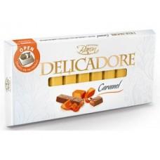Шоколад порционный Baron Delicadore Карамель 200g