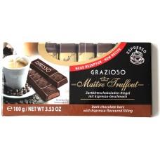 Шоколад Grazioso Эспрессо 100g
