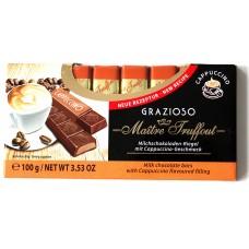 Шоколад Grazioso Капучино 100g
