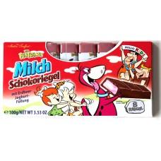 Шоколад Milch Клубника 100g