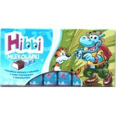 Шоколад Hibbi Молоко 100g