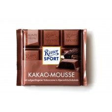 Шоколад Ritter Sport какао-мус 100g