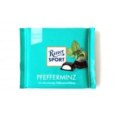 Шоколад Ritter Sport мята 100g