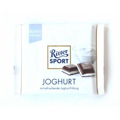 Шоколад Ritter Sport йогурт 100g