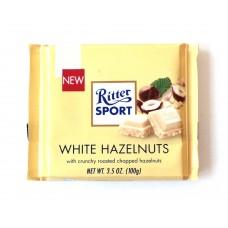 Шоколад Ritter Sport белый с орехами 100g