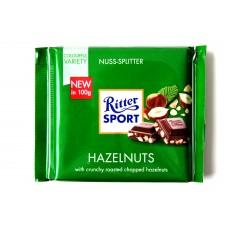Шоколад Ritter Sport с орехами 100g