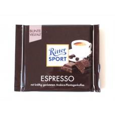 Шоколад Ritter Sport еспрессо 100g