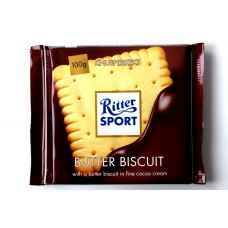 Шоколад Ritter Sport печенье 100g