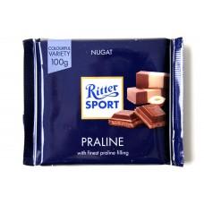 Шоколад Ritter Sport ореховое пралине 100g