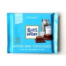 Шоколад Ritter Sport молочный 100g