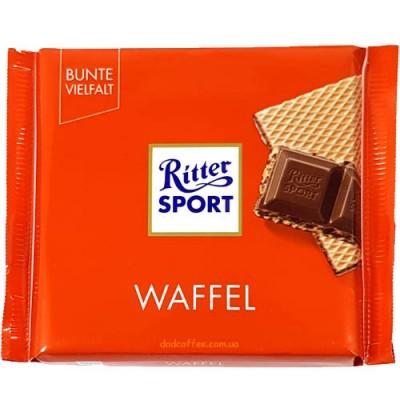 Шоколад Ritter Sport Вафля 100g