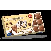 Шоколад Schogetten Airy Ваниль 95g