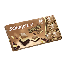 Шоколад Schogetten Trilogia Coffee 100g