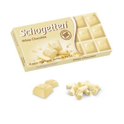 Шоколад Schogetten White Chocolate 100g
