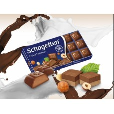 Шоколад Schogetten Praliné Noisettes 100g