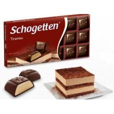 Шоколад Schogetten Tiramisu 100g