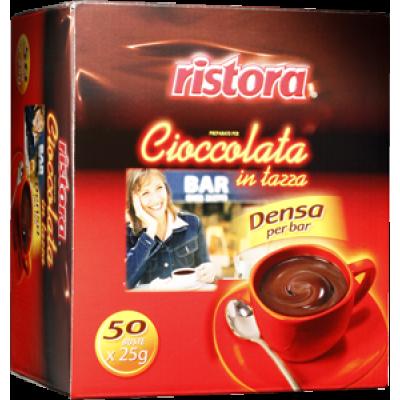 Горячий Шоколад Ristora Порционный (50 шт/уп)