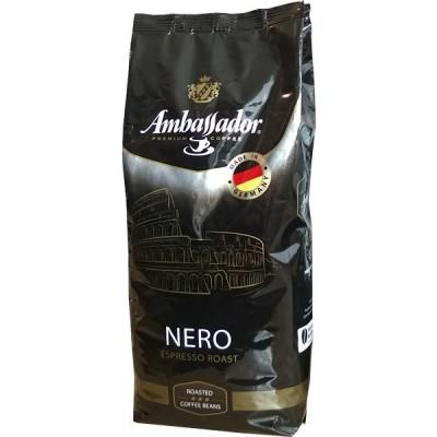 Кофе в зернах Ambassador Nero 1kg